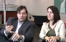 Falstaff - Interview with James Westman and Laura Whalen